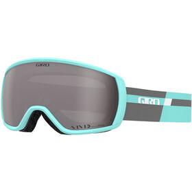 Giro Facet Gafas, Turquesa/gris